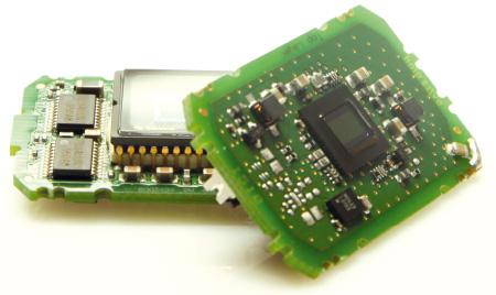 CMOS and CCD sensor