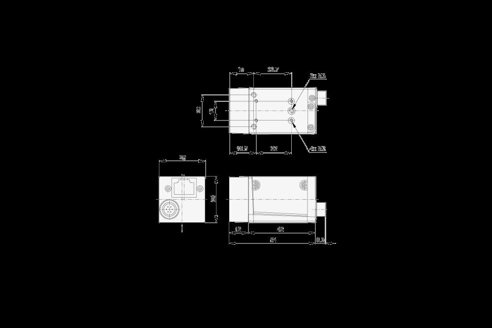 Basler ace acA1300-30gm - Area Scan Camera