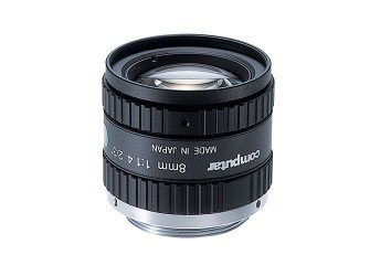 value - Computar Lens M0814-MP2 F1.4 f8mm 2/3