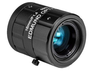 - Edmund Optics Lens CFFL F1.4 f16mm 2/3