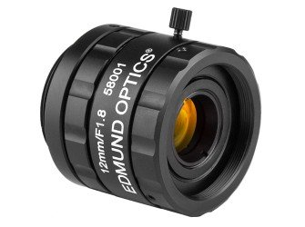 - Edmund Optics Lens CFFL F1.8 f12mm 2/3