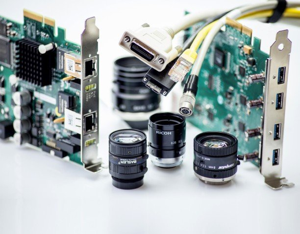 Vision Systems and Components