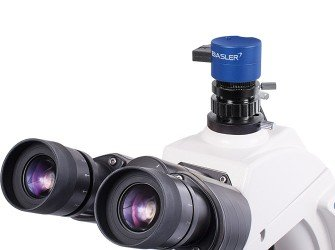 Basler PowerPack Microscopy - Basler PowerPack for Microscopy with Microscopy pulse 1.2 MP