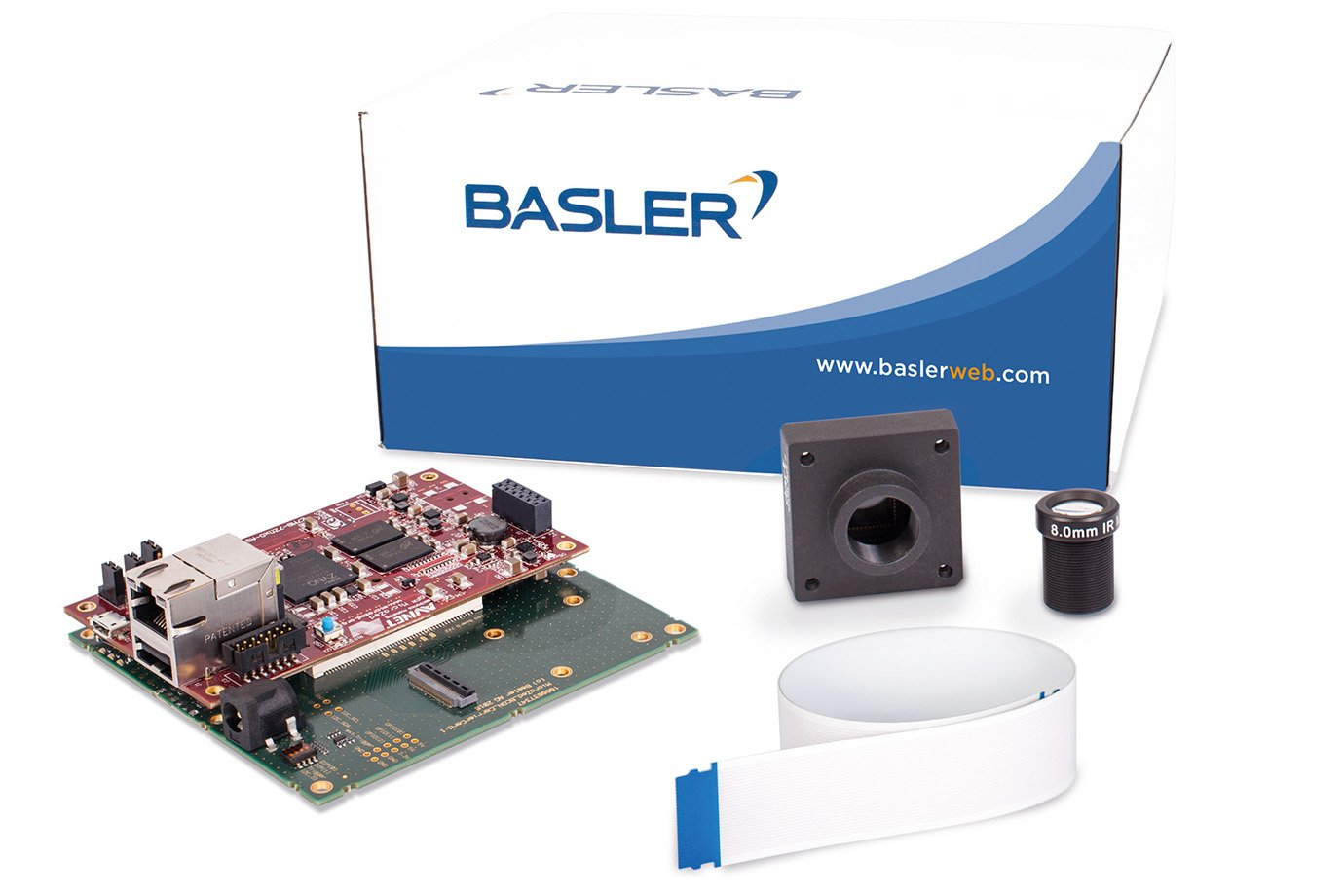 Integrate Vision Easily into Your Application – with Basler's dart BCON for LVDS Development Kit