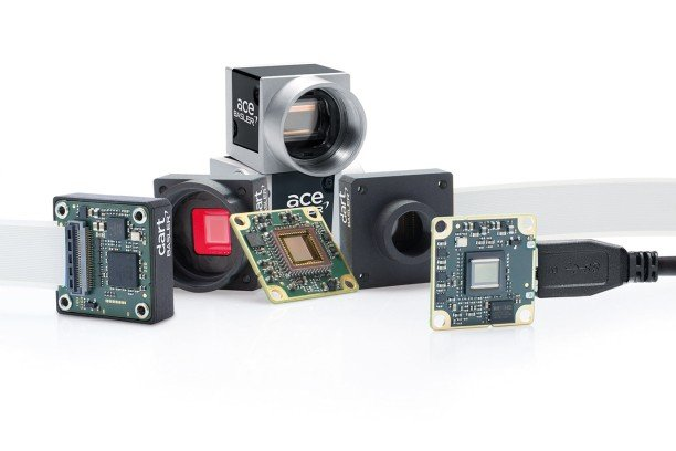 Basler Cameras for Embedded Vision Applications