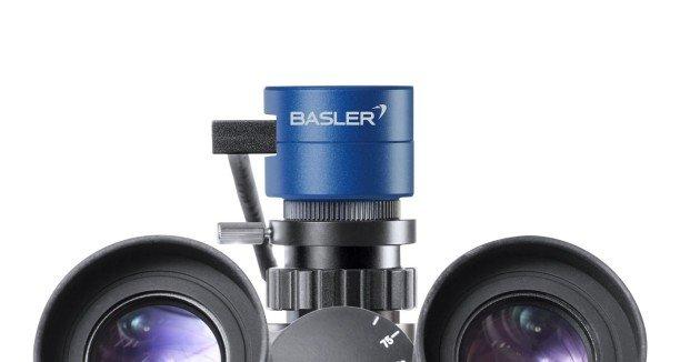PowerPack của Basler cho kính hiển vi