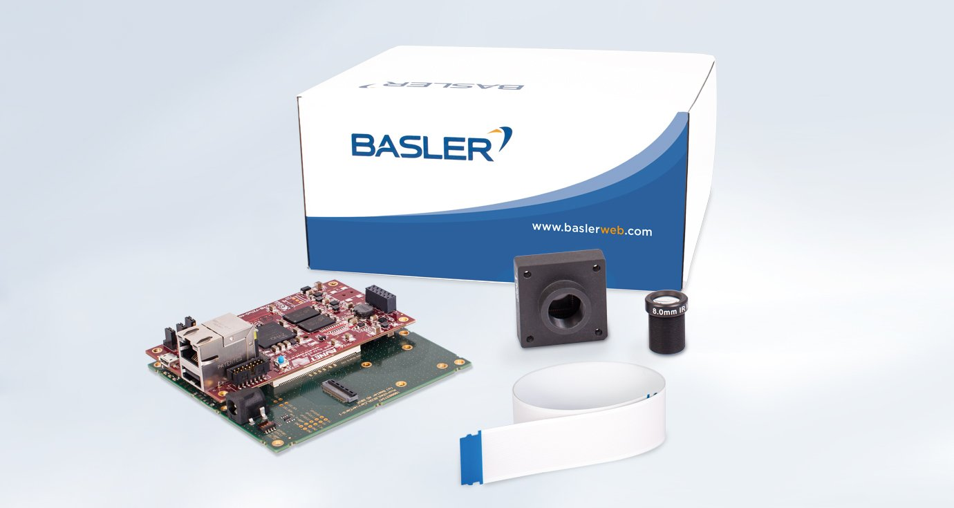 Embedded Vision Kit with dart USB