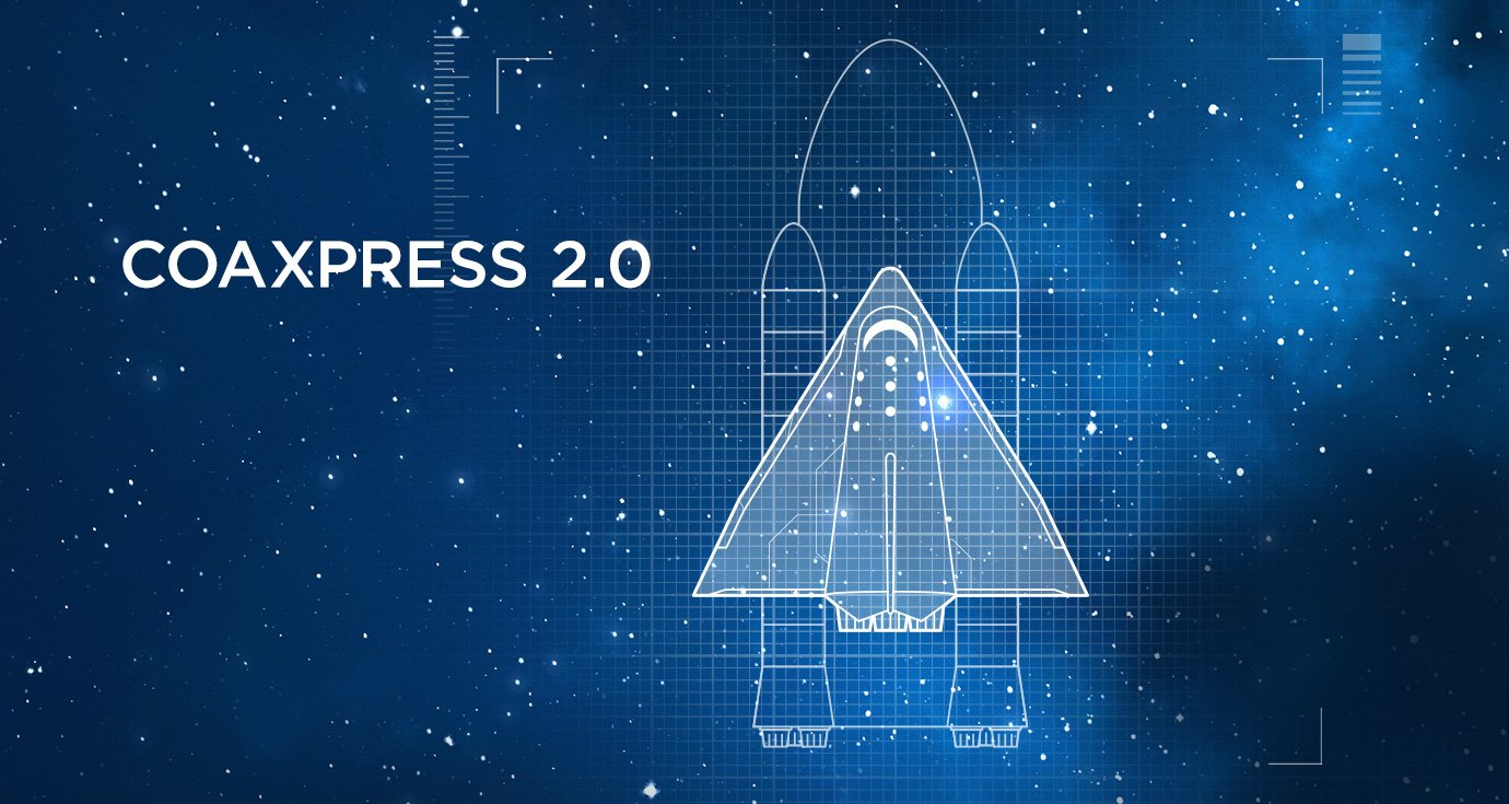 This year's highlight: CoaXPress 2.0