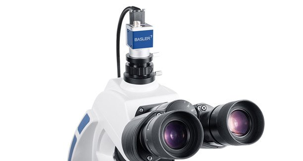 For the Highest Performance Requirements: Basler Microscopy ace