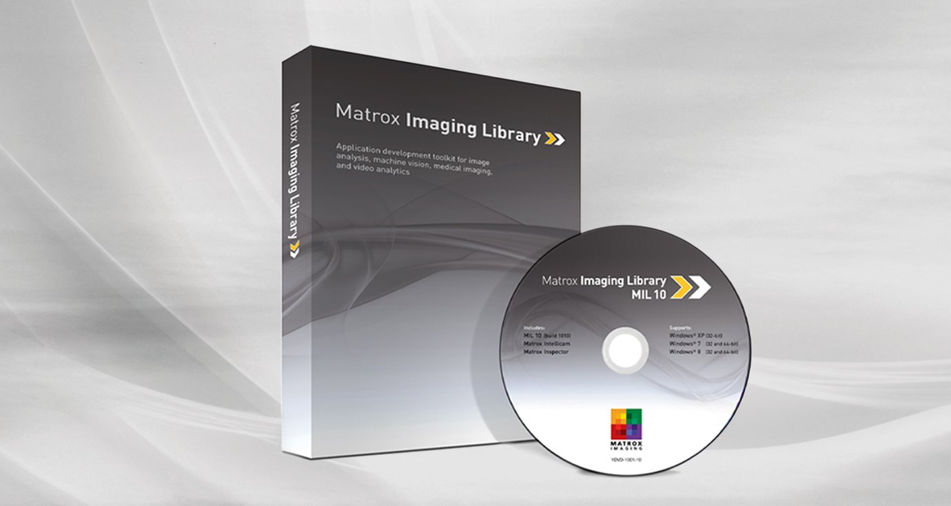 Matrox Imageing Library(MIL)Release 10.0