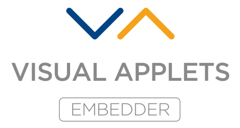 - VisualApplets 3 Embedder