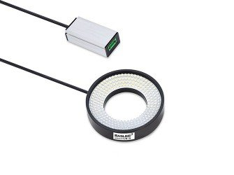 - Basler Camera Light Ring-90OD-White