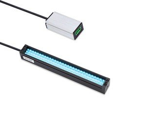 Basler Camera Light - Basler Camera Light Bar-150x15-Blue