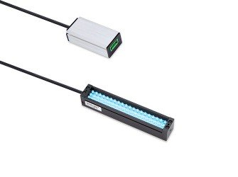 - Basler Camera Light Bar-100x15-Blue