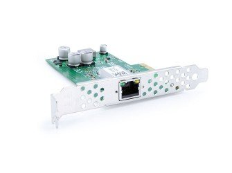 - Basler GigE Interface Card, 1 Port PoE