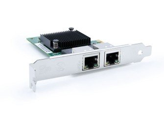 - Basler GigE Interface Card, 2 Port