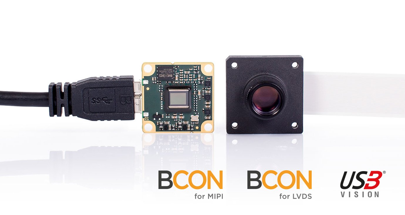 Lean machine vision thanks to Basler's embedded interfaces